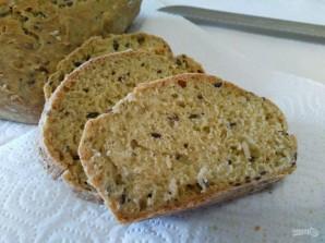 Содовый хлеб с семенами льна - фото шаг 8