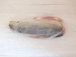 Засолка горбуши сухим способом - фото шаг 7