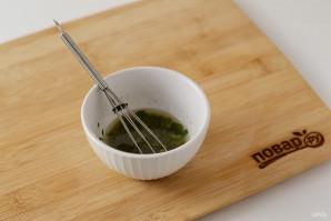 Салат с нутом - фото шаг 5