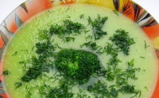 Суп из цветной капусты постный - фото шаг 3