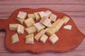 Пюре из картофеля и кабачков - фото шаг 1