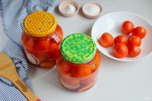 Консервированные помидоры со свеклой - фото шаг 6