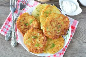 Картофельные шницели - фото шаг 11