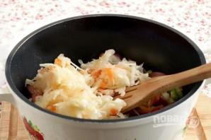 Суп с кислой капустой - фото шаг 6