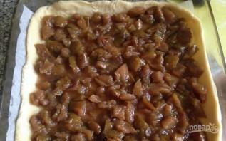 Пирог из грушевого варенья - фото шаг 6