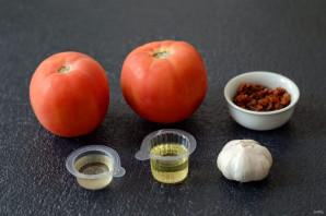 Тартар из помидоров - фото шаг 1