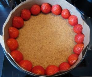Фруктовый торт без выпечки - фото шаг 4