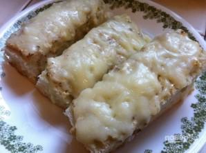 Хлеб с чесноком и сыром - фото шаг 8