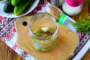 Огурцы без соли на зиму - фото шаг 2