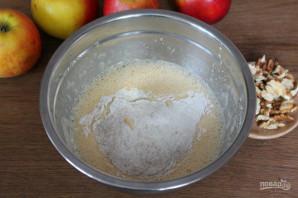 Мамин яблочный пирог - фото шаг 4