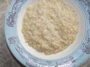 Каша пшеничная детская  - фото шаг 3