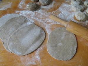 Калитки с картошкой - фото шаг 6