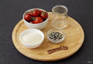 Карамелизированные помидоры - фото шаг 1