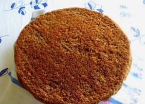 Домашний кефирный торт - фото шаг 9
