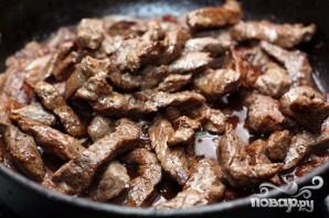 Тушеное мясо - фото шаг 4