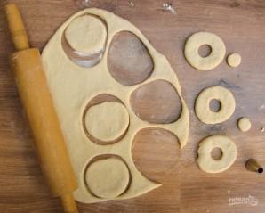 Пончики классические - фото шаг 4