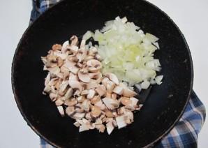 Картофельное пюре с шампиньонами - фото шаг 2