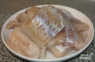 Рыба с рисом в мультиварке - фото шаг 4