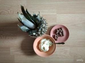 Рафаэлло с ананасом - фото шаг 1