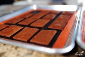 Шоколадное печенье с начинками на выбор - фото шаг 2