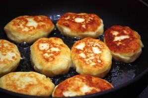 Картофельные котлеты из пюре - фото шаг 4
