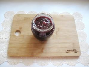 Вишневый конфитюр для торта - фото шаг 9