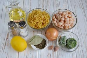 Суп со шпинатом и белой фасолью - фото шаг 1