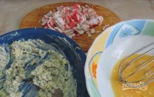 Лаваш, обжаренный в яйце - фото шаг 2