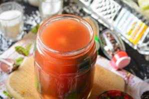 Огурцы маринованные с кетчупом на зиму - фото шаг 5