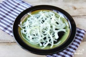 Мужской салат - фото шаг 2