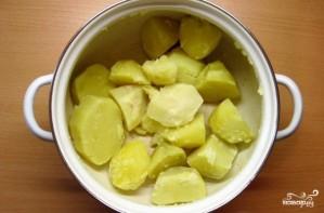 Жареные пирожки с картошкой - фото шаг 7