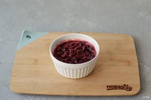 Постный вишневый торт - фото шаг 8