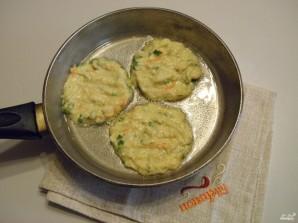 Самые вкусные оладьи из кабачков - фото шаг 6