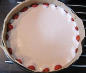 Фруктовый торт без выпечки - фото шаг 5