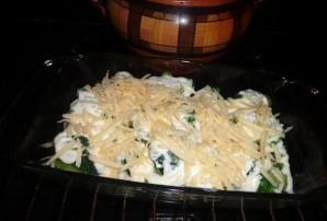 Брокколи в духовке с сыром - фото шаг 4
