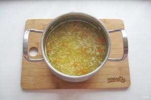 Диетический суп из индейки - фото шаг 9
