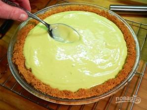 Пирог с лаймом и меренгой - фото шаг 10