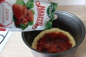 Лучший рецепт пирога с джемом в мультиварке - фото шаг 7