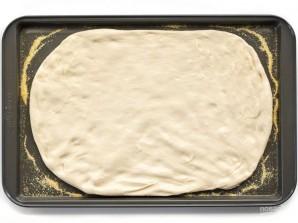 Хлебные палочки с сыром и чесноком - фото шаг 6