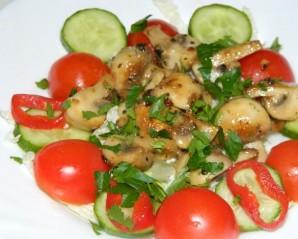 Салат к шашлыкам - фото шаг 6