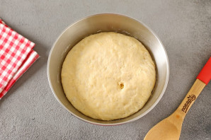 Тесто с картофельным пюре для булочек - фото шаг 4