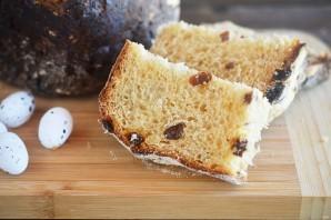 Пасхальный кулич в хлебопечке - фото шаг 7