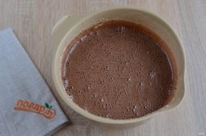 Шоколадное кухэ - фото шаг 5