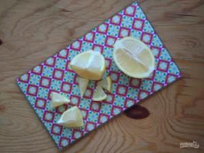 Постный лимонный пирог - фото шаг 2
