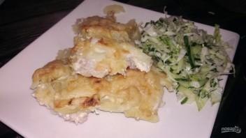 Запеканка с картофелем и мясным фаршем - фото шаг 9