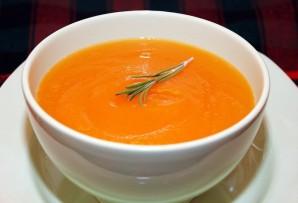 Крем-суп из тыквы со сливками - фото шаг 9