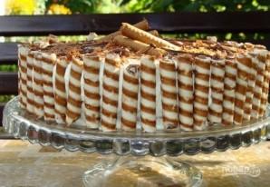 Вкусный торт на День рождения - фото шаг 5