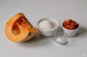 Сок из тыквы с курагой на зиму - фото шаг 1