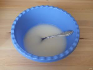 Заварное тесто на дрожжах - фото шаг 4