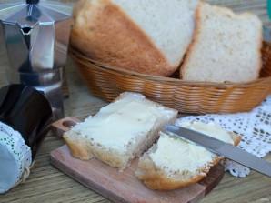 Хлеб на свежих дрожжах в хлебопечке - фото шаг 6